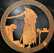 Libation 480 BC