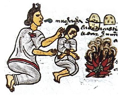 désobéissance aztèque
