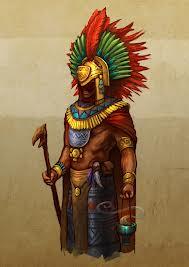prêtre aztèque 2