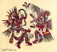 dieu aztèque