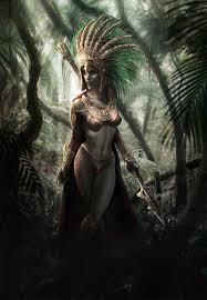 femme aztèque 2