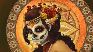 femme aztèque