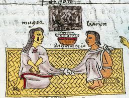 mariage aztèque