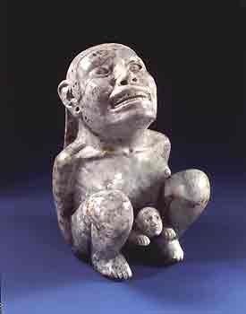 Tlazolteotl Déesse Aztèque