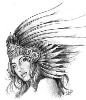 femme-azteque-3