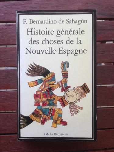 Histoire générale des choses de la Nouvelle-Espagne